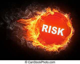 Risk in Fire Computer Graphics
