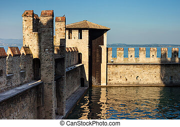 Sirmione is a comune in the province of Brescia, in Lombardy...
