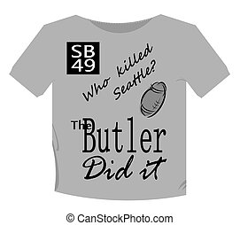 The Butler Did It - superbowl 49 was won when rookie butler...