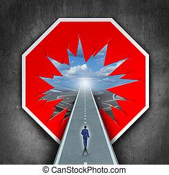 Business Breakthrough - Business breakthrough and overcoming...