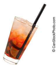 Cocktails Collection - Alabama Slammer - Ingredients: 12 oz...
