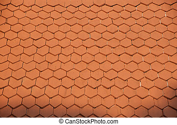 Roof texture.