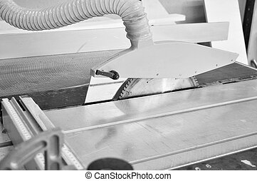 Circular saw - A table saw sawbench tool circular saw blade...