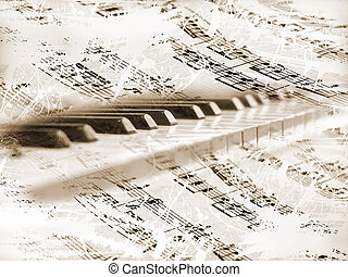 musik,  Piano