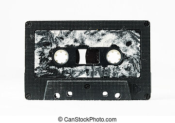 cassette, cinta