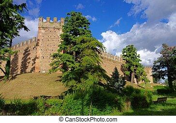 Villafranca di Verona Castello