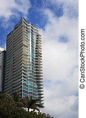 HighRise along South Beach