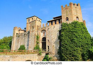 Valbona castillo