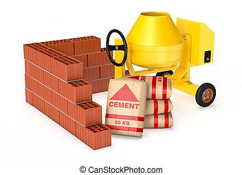 building tools
