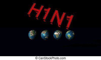 H1N1 and world
