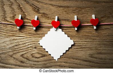 día, imagen,  Valentines