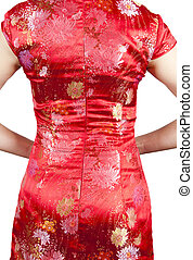 Oriental Cheongsam. - Cheongsam also known in English as a...