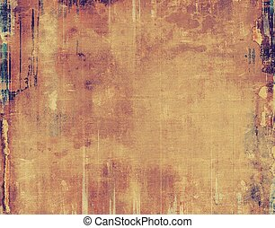 Grunge texture - Aging grunge texture designed as abstract...
