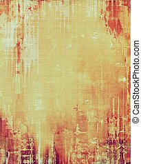 Grunge texture - Old texture with delicate abstract pattern...