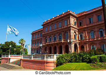 Argentinian Government House - Argentinian Government House,...