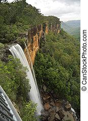 Fitzroy Falls Morton National Park - Views of Fitzroy Falls...