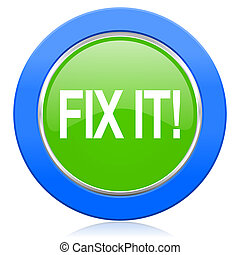 fix it icon