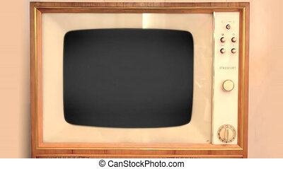 Retro TV - An eficient and simple Alpha Channel video, so...