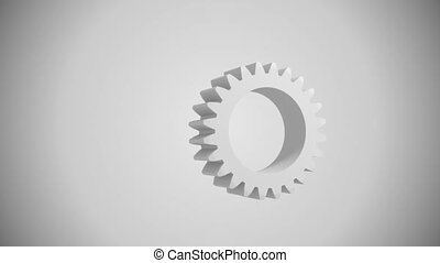 Gear mechanism is composed