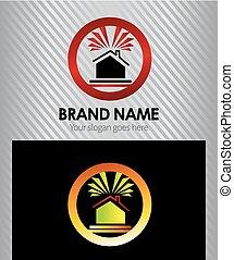 Real Estate Vector Icons, Logos