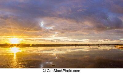 Cloudscape Sunset timelapse - Algarve QDL cloudscape Sunset...