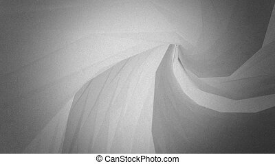 Abstract background Loop animation - abstract geometric...