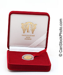 Case for commemorative coins