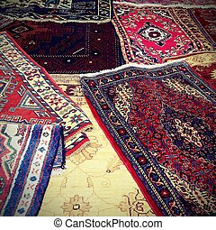carpets l for sale in the shop of rugs - fine Oriental rugs...