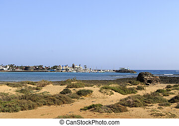 Fuerteventura - A beautiful sunny day on Fuerteventura