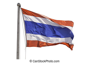 Flag of Thailand  - Flag of Thailand