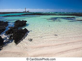 Fuerteventura, Faro de Toston - Fuerteventura, Faro de...