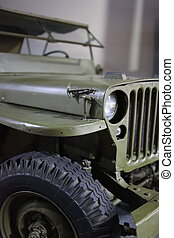 army jeep - Old us military jeep