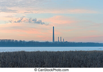 Generating Station and Wildlife Refuge