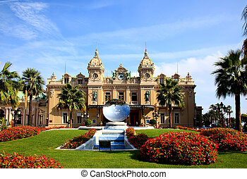 The Grand Casino Monte Carlo Monaco