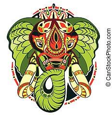 Totem animal - Elephant