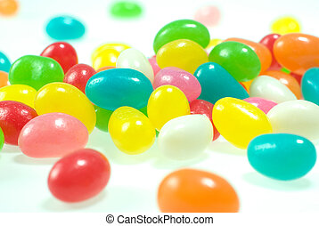 Jellybeans - colorful jellybeans