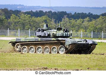T-72 M - russian tank