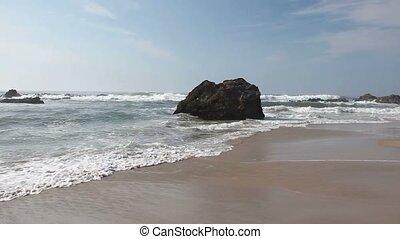 California Beach - The Central Coast is an area of...