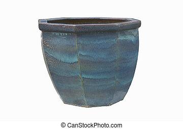 Big vase with engravings