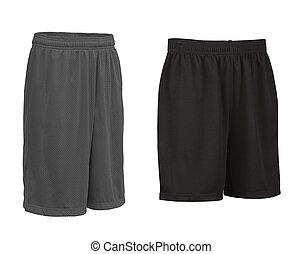 Men's summer cargo shorts