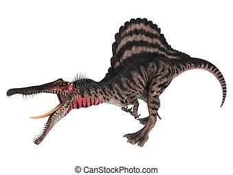 Dinosaurio, Spinosaurus,