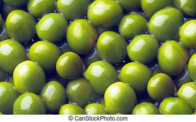 verde, guisante, Plano de fondo,