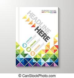 relatório, anual, cobertura