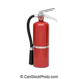 fuego, Extintor,