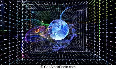 alto, velocidad, Internet.Connection,