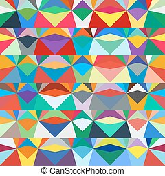 Colorful geometric pattern - Colorful geometric abstract...