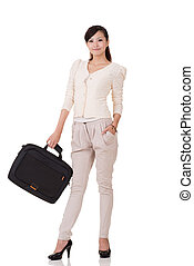 Asain business woman - Successful Asian business woman...