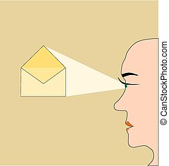 Mail concept - secrecy of correspondence