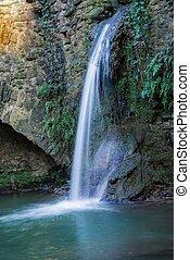 água, Moinho, Cachoeira