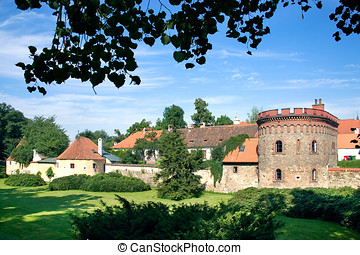 Trebon, South Bohemia, Czech republic - TREBON, CZECH...